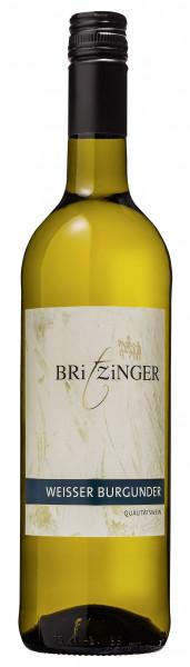 2016 Weißer Burgunder QbA harmonisch trocken