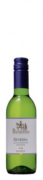 2016 Britzinger Gutedel Qualitätswein trocken 0,25 l