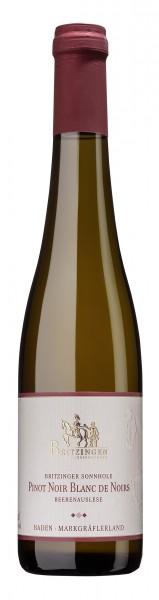 2015 Pinot noir/blanc de noirs Britzinger Sonnhole Beerenauslese